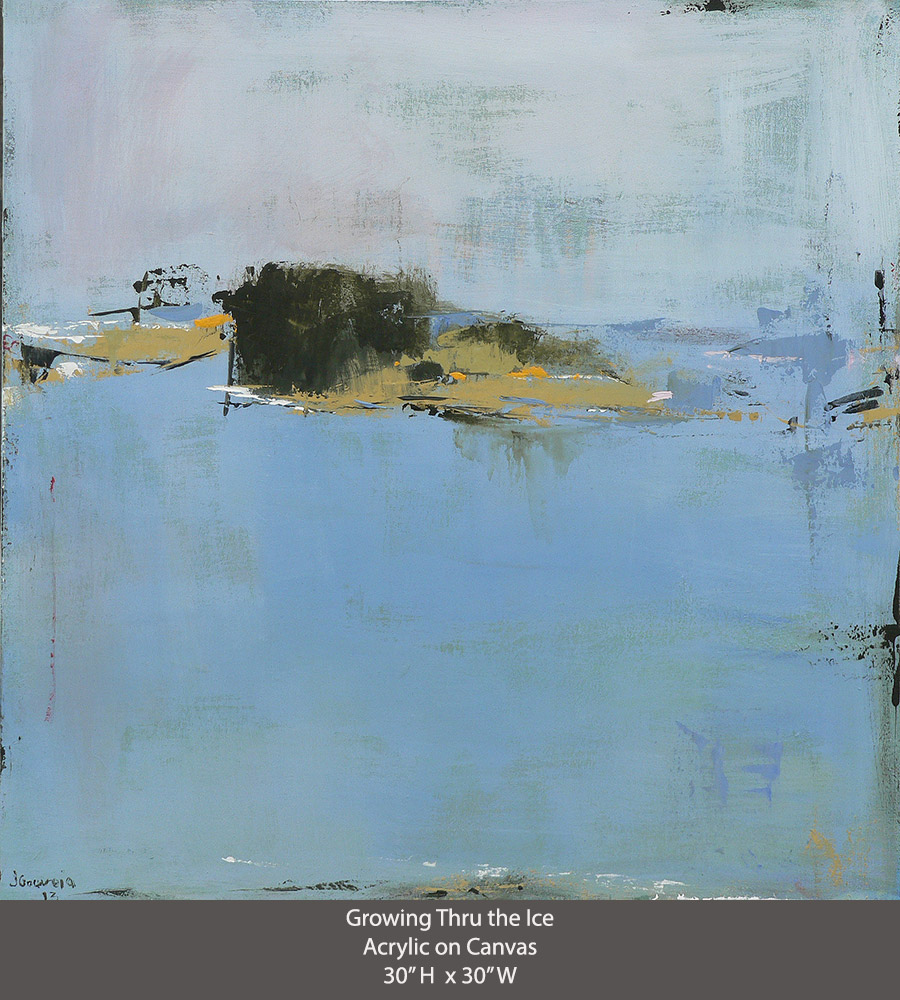 Jacquie Gouveia Contemporay Abstract Paintings Abstract
